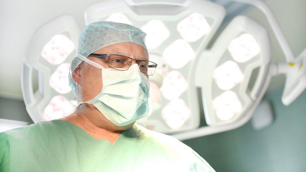 medius Kliniken: Anästhesie
